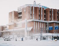 Stray Hokkaido|大雪、北海道、散策