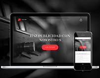 Z101 Publicidad Response Website | 2018