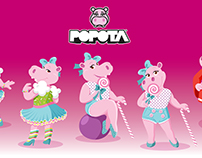 POPOTA - Style guide