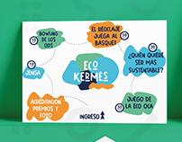 Eco Kermés · Campaña Ambiental lúdica