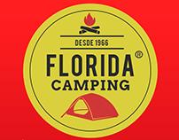 Florida Camping | Diseño de Logotipo