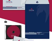 Fenika Security - Brand Identity
