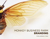 Monkey Business Farm // Rebrand