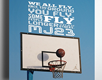 Air Jordan Nike Basketball // poster // wallart //