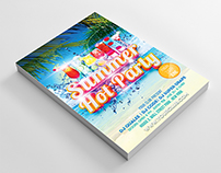Summer Hot Party Flyer