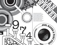 American Typewriter Poster (2016)