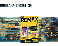 Remax | Banner Design