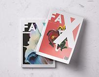 fax / magazine
