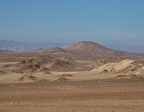 Exploring The Peruvian Desert to a Lost Canyon
