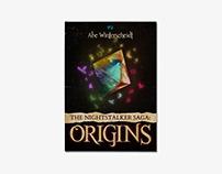 Book Cover - The Nightstalker Saga: Origins // Abe W.