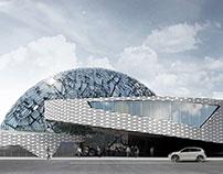 Opera house in Tokyo