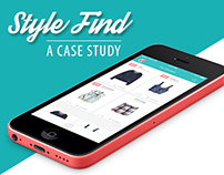 StyleFind- Case Study for a Fashion App