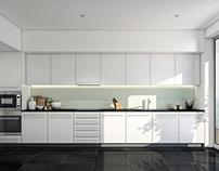 Apartment II render