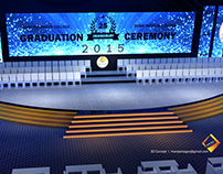 DUBAI MEDICAL UNIVERSITY - GRADUATION CEREMONY 2016