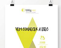 poster & leaflet ESEC