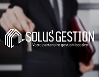 SOLUS' GESTION : Evolution de logo