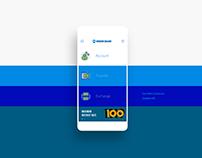 Woori Bank UX/UI Renewal Proposal