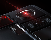 Motorola- Droid Genesis (Modular Phone)