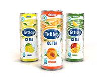 Tetley Ice Tea Packs