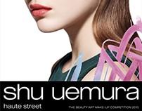 Shu Uemura Urban Beauty National Makeup Microsite