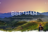 Website about Vietnam