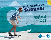 Jazeera airways Summer Campaign