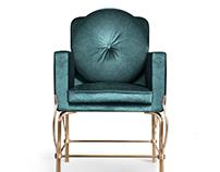 HEMMA Chair | By KOKET