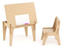 MINIMA table&chair