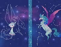 Pegasus Diary