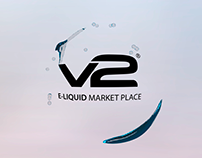 V2 Eliquid market place video