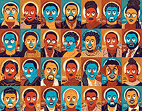 Quartz Africa Innovators 2016 Portraits