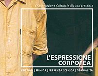 Poster - L'espressione Corporea - Course