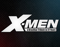 X-MEN: A Brazilian Tribute to 51 Years