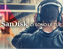 Sandisk 2016 campaign