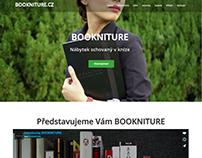 Bookniture.cz - nábytek schovaný v knize