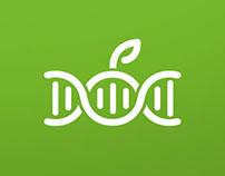 Nutritionist Katyelle Nunes | Logo Design
