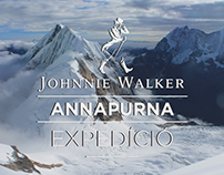 Johnnie Walker - Klein Dávid - Annapurna Expedition