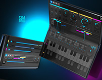 FREE GUI Kit for Music Production