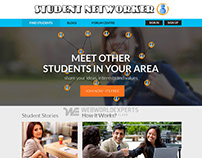 Student Networker - Web Portal Development