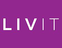 Livit Mobile App Design