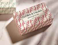 Flora & Fauna - Brand Identity, Packaging
