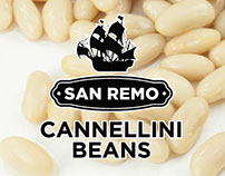 Barcelona Media Design / San Remo Beans Labels