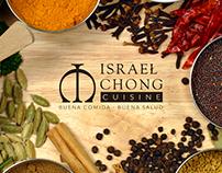 Diseño de Marca - ISRAEL CHONG CUISINE