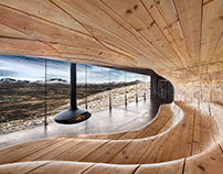 The Norwegian Wild Reindeer Centre Pavilion