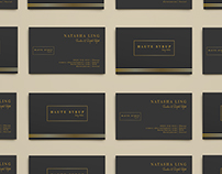 Haute Syrup Design Studio Branding