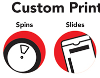 Icons for Spin Slide Pop