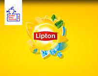 Lipton Ice Tea guerilla marketing campaign