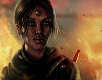 The Rani of Jhansi - Fan Art Fifteenth