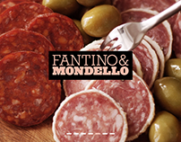 Fantino & Mondello Website - Food Styling