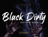 Black Dirty